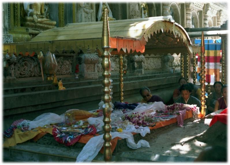 Lord Buddha's Seat