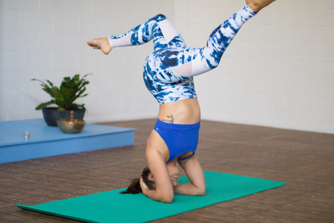 Handstand & Inversions workshop – Learn to fly