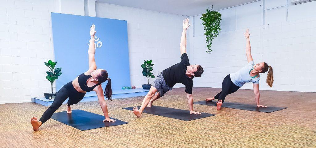Yoga HIIT classes at Bodhi Yoga