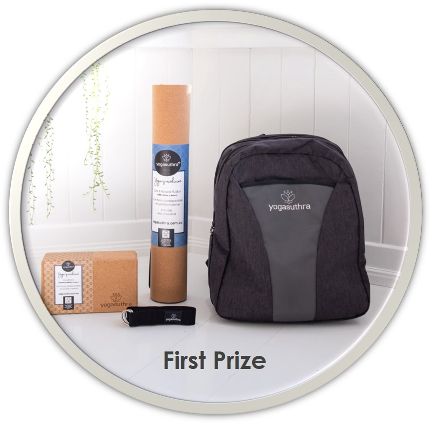 First Prize Yoga and Pilates Challenge