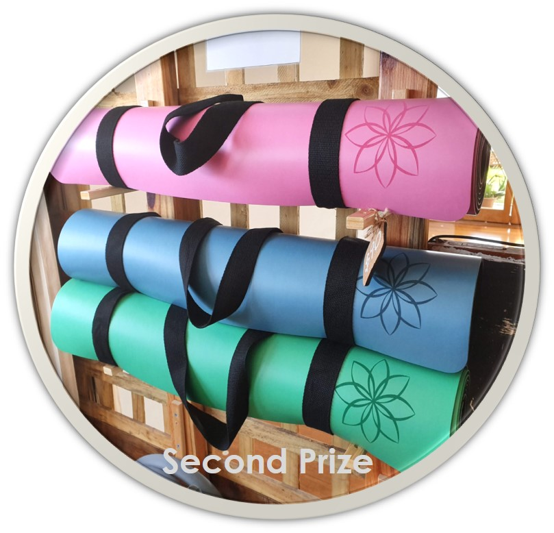 Second Prize Yoga and Pilates Challenge